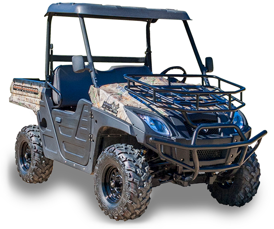 HuntVe Game Changer™ 4x4 All Electric