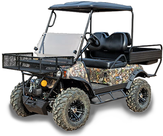 HuntVe Game Changer TX™ 4x4 All Electric