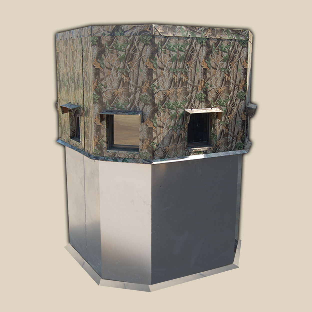 N-GROUND BLINDS