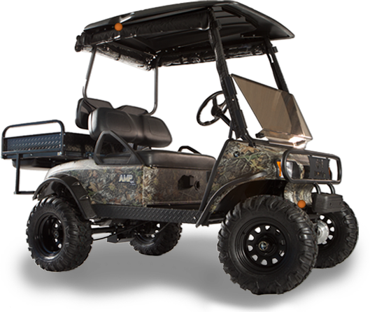 HuntVe AMP 4×4 All Electric