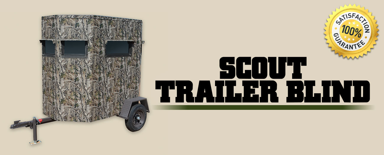 RANCH KING SCOUT TRAILER BLIND