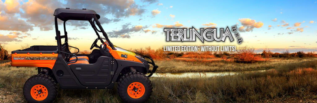 Terlingua™ 4x4 All Electric