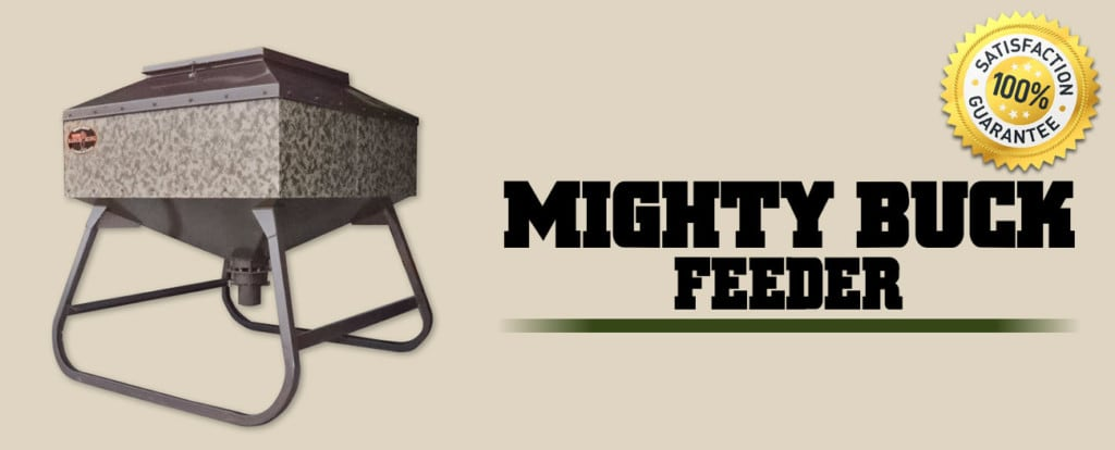 Ranch King Mighty-Buck Feeder