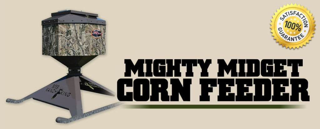 Ranch King MIGHTY MIDGET CORN FEEDER
