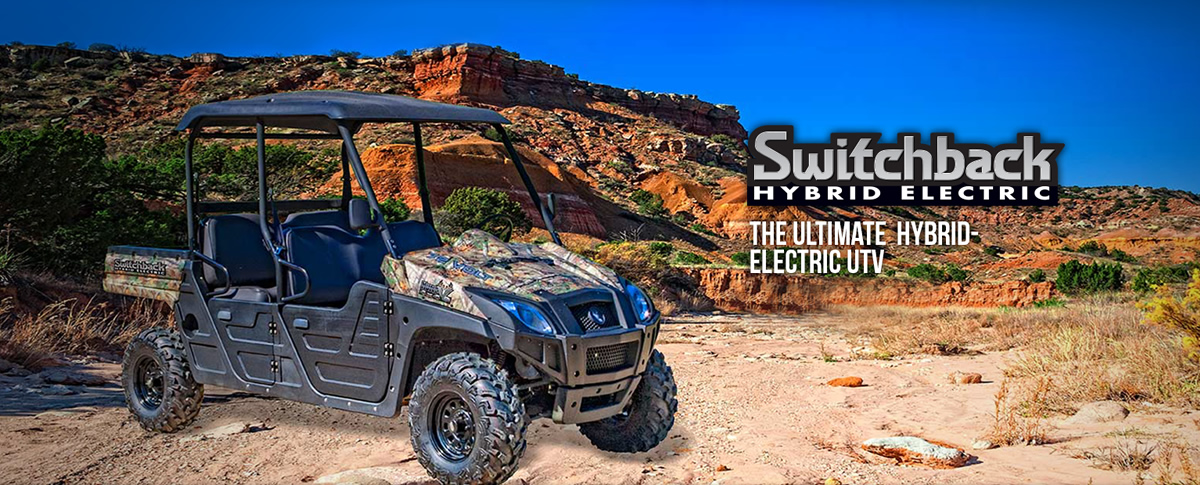 HuntVe Switchback All-Electric